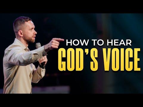 Ways to Start HEARING God  @Vlad Savchuk