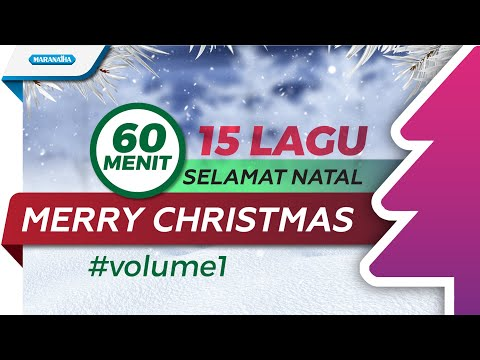 Various Artist - 15 Lagu Selamat Natal Merry Christmas