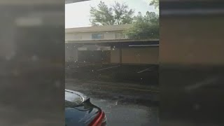 Mother Nature drenches East Valley with quick-moving monsoon storm cells