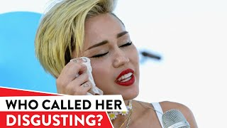 8 Celebs, Who Can't Stand Miley Cyrus |⭐ OSSA Lists