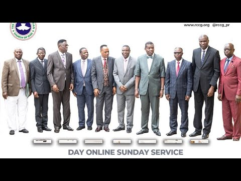 RCCG JUNE 21st 2020  PASTOR E.A ADEBOYE SPECIAL SERVICE