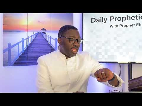 Prophetic Insight August 26,2021