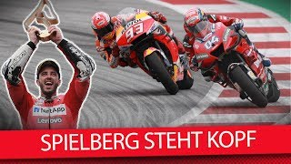Irrer-Showdown, Chaos auf dem Transfermarkt - MotoGP 2019 (Analyse)