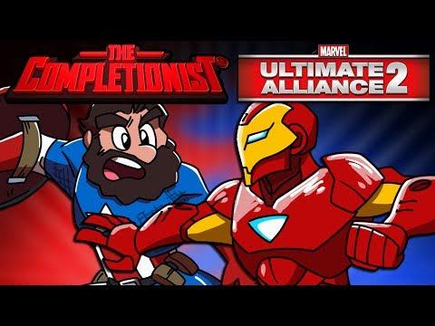 Marvel Ultimate Alliance 2 | The Completionist - UCPYJR2EIu0_MJaDeSGwkIVw