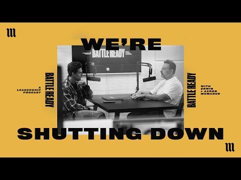 WE'RE SHUTTING DOWN  Battle Ready - S03E30