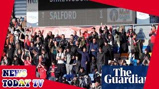 FA Cup roundup: Non-league Guiseley shock Cambridge, Chorley land replay
