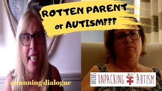 Am I a lousy parent? Moms Unpacking Autism Ep  4