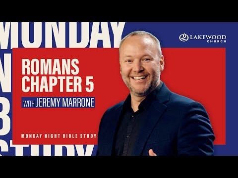 Romans Chapter 5  Jeremy Marrone