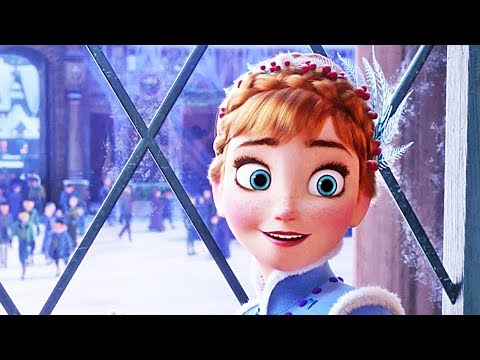 Frozen - Olaf's Frozen Adventure - Ring In the Season | official FIRST LOOK clip & trailer (2017) - default