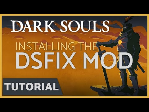 Dark Souls: How to Install DSfix Mod (Resolution & Frame Rate Fix) for Dummies - Tutorial - UCLBJnEz2kNd292pcRI1tjmw