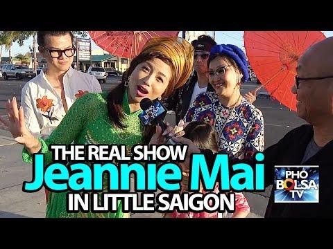Trò chuyện với sao Hollywood gốc Việt Jeannie Mai