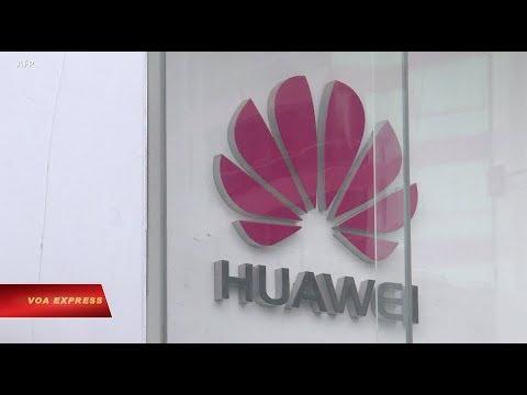 Huawei nhắm mở rộng cung cấp 5G ở Việt Nam (VOA)