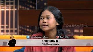 DEWI FEBRIYANTI, PENJUAL BAKPAO CILIK VIRAL | HITAM PUTIH (01/08/19) Part 3