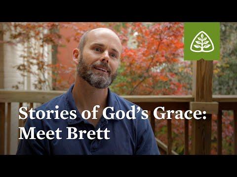 Stories of God's Grace: Meet Brett