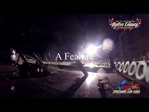 #22 Travis Dobbs - Midwest Mod - 04-30-2021 Dallas County Speedway - In Car Camera - dirt track racing video image
