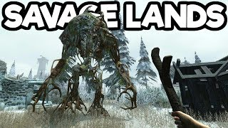 Savage Lands 2019 - Barbarian Survival In a Magical Land