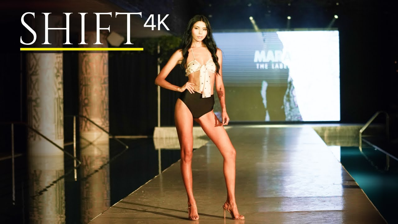 MARA THE LABEL 2021 Show / 4K / Swim and resort fashion runway show