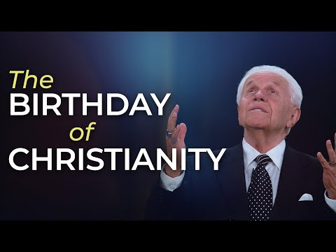 The Birthday Of Christianity (April 4, 2021)  Jesse Duplantis