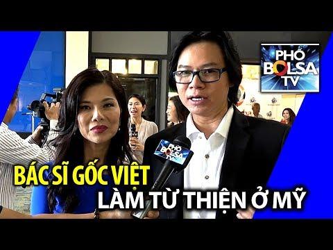 Làm từ thiện ở Mỹ: Bác sĩ gốc Việt tặng 5000 ba lô cho học sinh vô gia cư quận Cam
