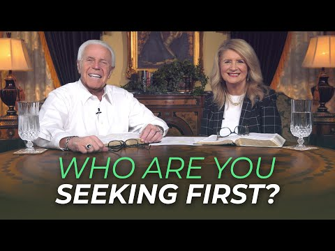 Boardroom Chat:  Who Are You Seeking First?  Jesse & Cathy Duplantis