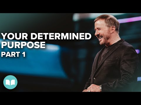 Supernatural Protection #3 -Your Determined Purpose, Part 1 - Mac Hammond