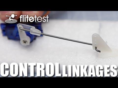 Flite Test - Control Linkages - FAST TIP - UC9zTuyWffK9ckEz1216noAw