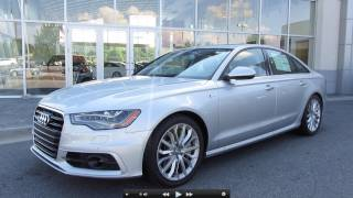 2012 Audi A6 3.0T Prestige Start Up, Exhaust, and In Depth Tour