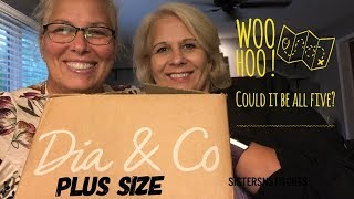 Dia&Co / Plus Size/ - Nice Fall transition pieces- A 5 for 5?