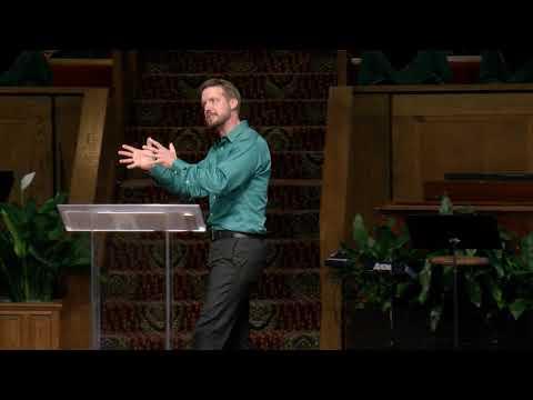 Sermon - 11/24/2019 - Pastor Ben Anderson - Christ Church Nashville