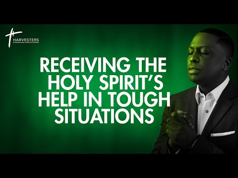 Receiving The Holy Spirit's Help In Tough Situations  Pst Bolaji Idowu  29th August 2021