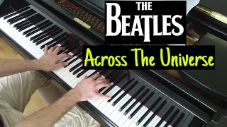 Across the Universe / Piano cover by Lucky Piano Bar (Eugene Alexeev)