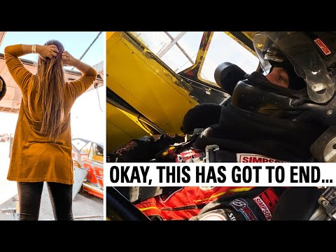 Bad Luck Streak Continues At Utica Rome Speedway - dirt track racing video image