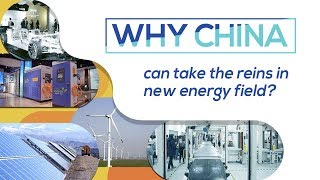 Why has China become world leader in renewable energy?