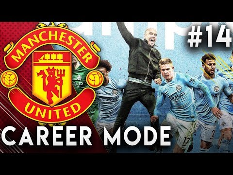 FIFA 19 Manchester United Career Mode EP14 - Manchester City In The Champions League!!