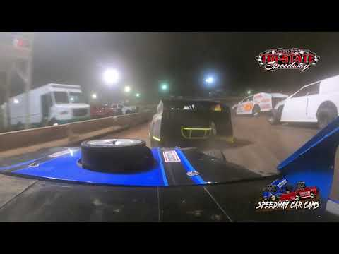 #17 Neil Johnston - Usra B-Modified - 9-11-2021 Tri-state Speedway - In Car Camera - dirt track racing video image