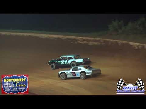 Vintage Feature - Lancaster Motor Speedway 7/22/21 - dirt track racing video image