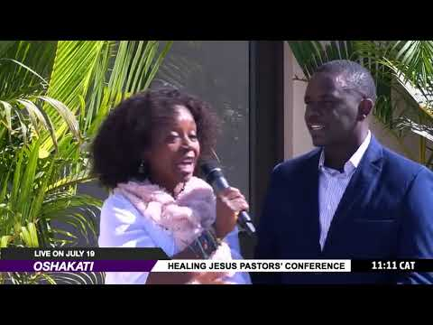 WATCH THE HEALING JESUS PASTORS' CONFERENCE, LIVE FROM OSHAKATI. DAY 2.