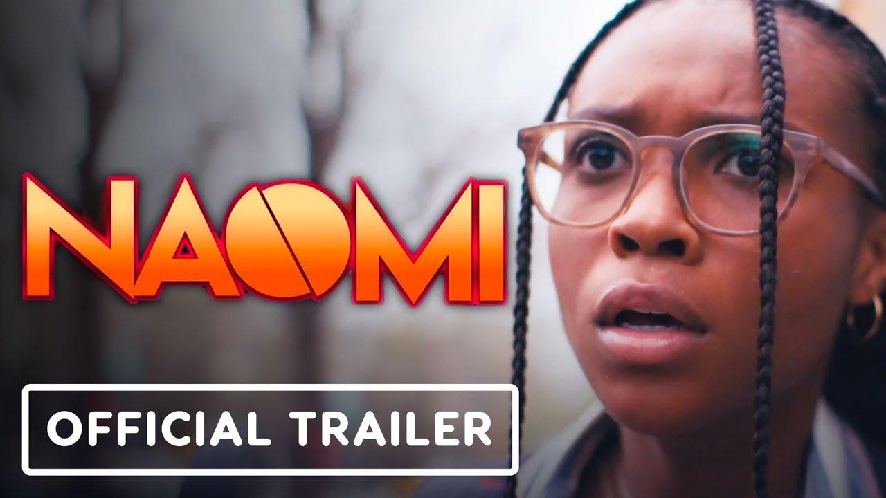 Naomi – Official Teaser Trailer | DC FanDome 2021