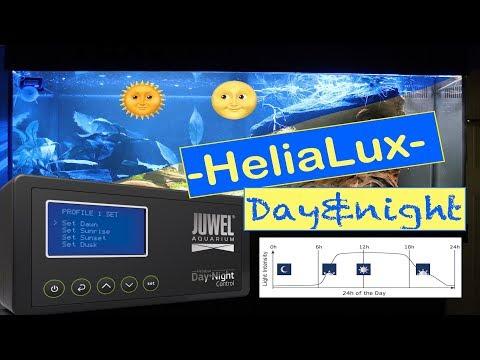 JUWEL HeliaLux Day + Night Control | Unboxing and Setup  - UCAFv01XD4xuOe6hfEV4K7OA