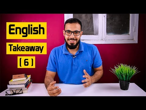 الحلقه ( 6 ) English Takeaway