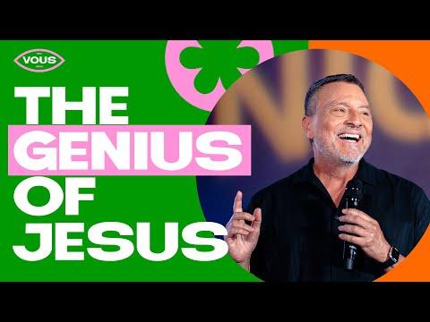 The Genius of Jesus  VOUS Summer Vibes  Erwin McManus