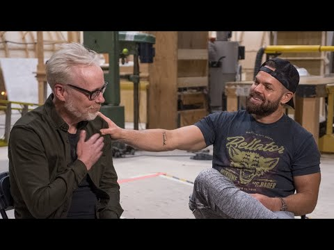 Adam Savage Talks with The Expanse's Wes Chatham! - UCiDJtJKMICpb9B1qf7qjEOA