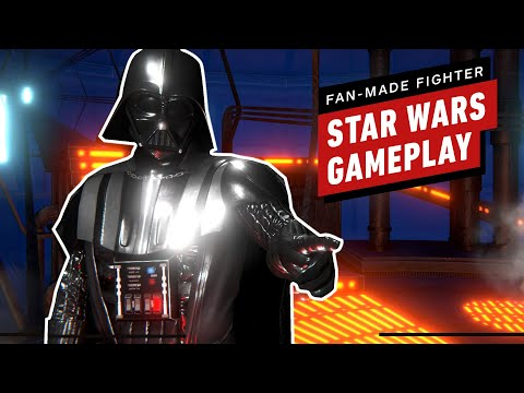 13 Minutes of Star Wars Fighter Force Combat Gameplay (Fan-Made) - UCKy1dAqELo0zrOtPkf0eTMw
