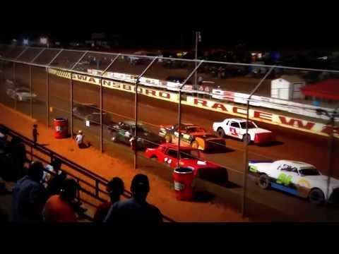 Swainsboro Road Warriors 10/14/17 - dirt track racing video image