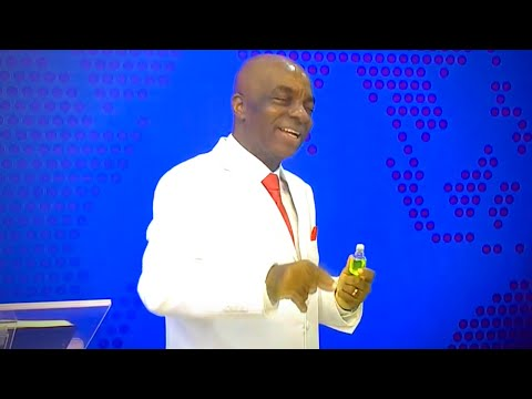 Bishop Oyedepo  Commanding The Supernatural Through The Power Of The Holy Ghost