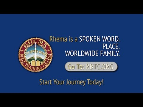Rhema Bible Training College - Now Enrolling!