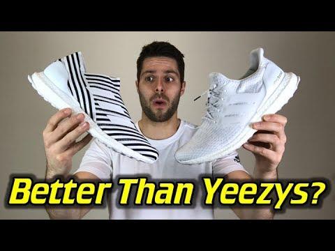 Adidas Nemeziz Tango 17+ 360 Agility Boost 'Zebra' Review