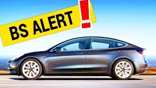 Tesla Fights Back by Defending Its Model 3