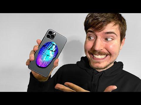 Surprising MrBeast With A Custom iPhone 11!!  - UClQubH2NeMmGLTLgNdLBwXg