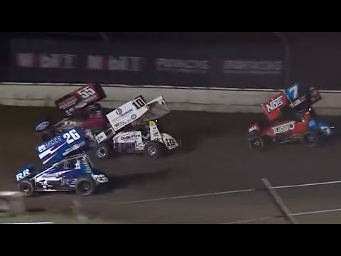 Highlights: ASCoC @ Humboldt Speedway 7.25.2021 - dirt track racing video image